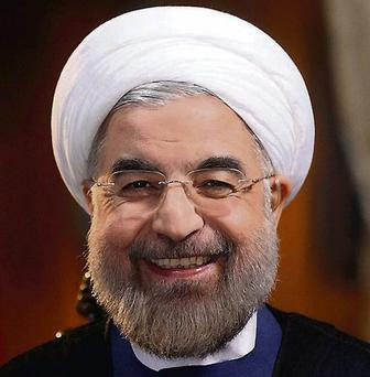 Hassan Rouhani: is to address the UN general assembly