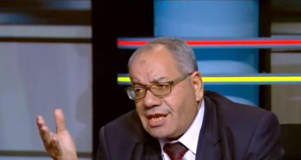 Lawyer Nabih al-Wahsh sparked outrage in Egypt Photo: YouTube / AlAssema Tv