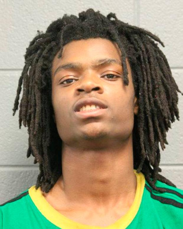 Tesfaye Cooper (18), one of four people charged with felonies for the beating of a man with mental health issues, is shown in this Chicago Police Department photo released in Chicago, Illinois, U.S. January 5, 2017. Photo: Courtesy Chicago Police Department/Handout via REUTERS