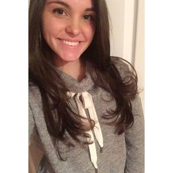 Caitlin Nelson died after choking at a pancake-eating contest. Photo: Facebook