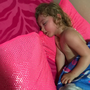 Anastasia (3) was napping when she became unresponsive Photo: Instagram
